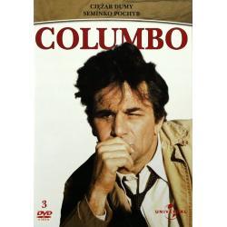 COLUMBO 3 CIĘŻAR DUMY DVD PL