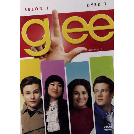 GLEE SEZON 1 DYK 1 DVD PL