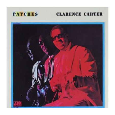 CLARENCE CARTER PATCHES CD