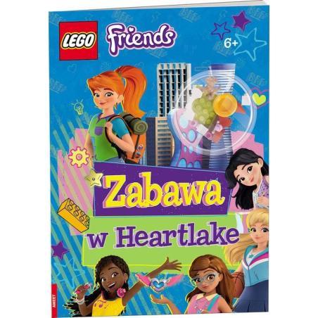 LEGO FRIENDS ZABAWA W HEARTLAKE