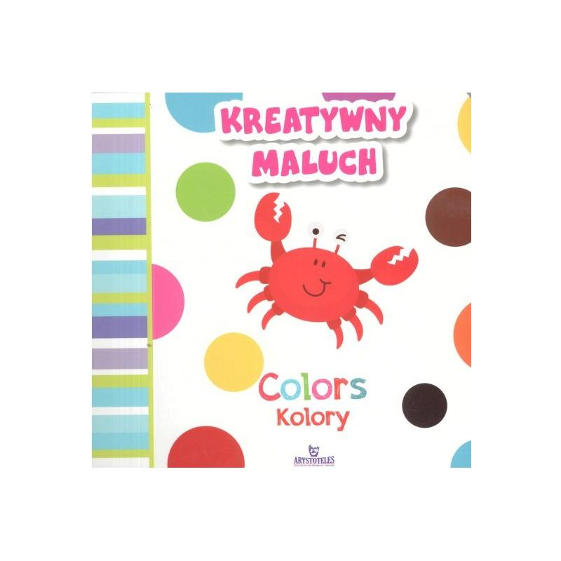 KREATYWNY MALUCH COLORS KOLORY
