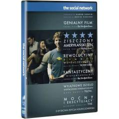 THE SOCIAL NETWORK DVD PL
