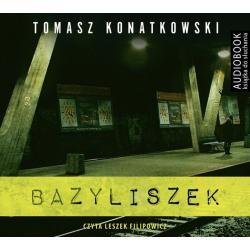 BAZYLISZEK AUDIOBOOK CD PL