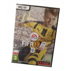 FIFA 17 PC DVDROM PL