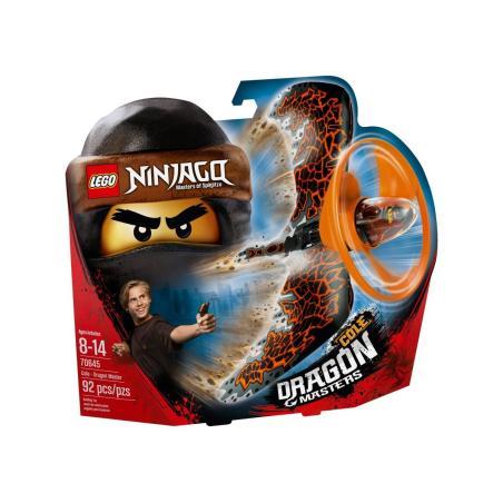 COLE SMOCZY MISTRZ LEGO NINJAGO, 70645