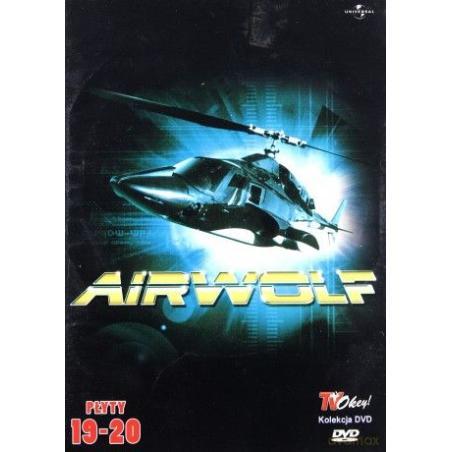AIRWOLF ODCINKI 19-20 DVD PL