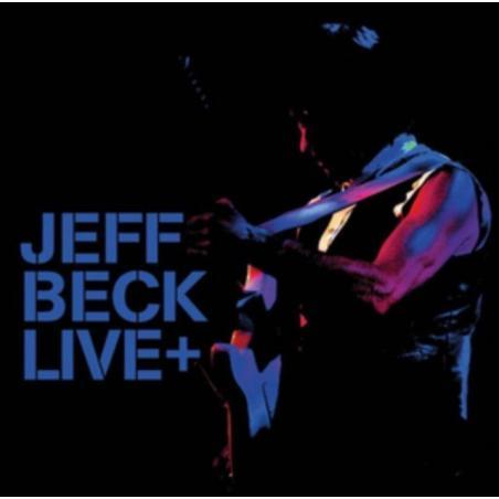 JEFF BECK LIVE+ 2 X WINYL