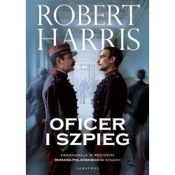 OFICER I SZPIEG Robert Harris