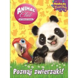 ANIMAL CLUB.NAUKA DLA ZUCHA POZNAJ ZWIERZAKI