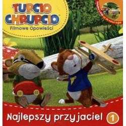 NAJLEPSZY PRZYJACIEL TUPCIO CHRUPCIO + DVD