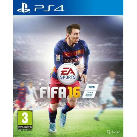FIFA 16 PS4 GRA PL