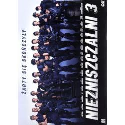 NIEZNISZCZALNI 3 DVD PL