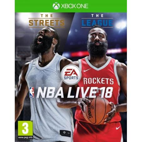NBA LIVE18 THE ONE EDITION XBOX ONE