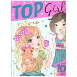 TOP GIRL MAKE-UP PONAD 100 NAKLEJEK