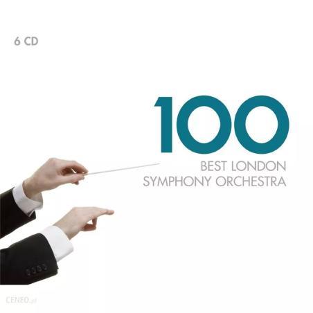 100 BEST LONDON SYMPHONY ORCHESTA 6 CD