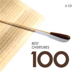 100 BEST OVERTURES & PRELUDIES 6 CD