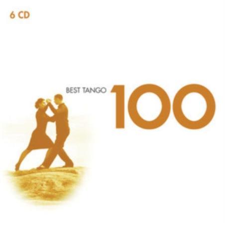 100 BEST TANGOS 6 CD