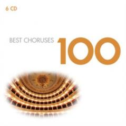100 BEST CHORUSES 6 CD