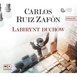 CD MP3 LABIRYNT DUCHÓW CD MP3 Carlos Ruiz Zafon