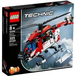 HELIKOPTER RATUNKOWY LEGO TECHNIC 42092