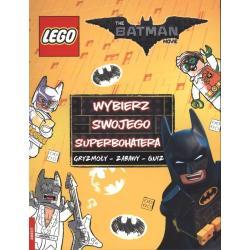 LEGO BATMAN MOVIE WYBIERZ SWOJEGO SUPERBOHATERA