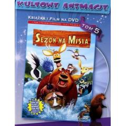 SEZON NA MISIA KSIĄŻKA + DVD PL