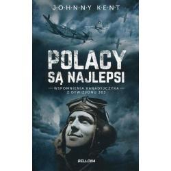 POLACY SĄ NAJLEPSI WSPOMNIENIA KANADYJCZYKA Z DYWIZJONU 303 Johnny Kent