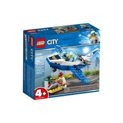 POLICYJNY PATROL POWIETRZNY LEGO CITY 60206