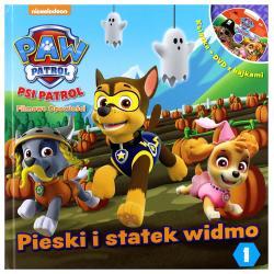 PSI PATROL 1 PIESKI I STATEK WIDMO + DVD
