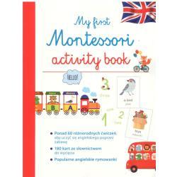 MY FRIST MONTESSORI ACTIVITY BOOK