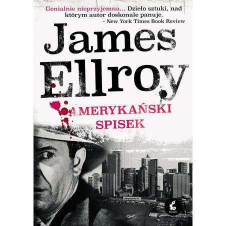 AMERYKAŃSKI SPISEK Ellroy James