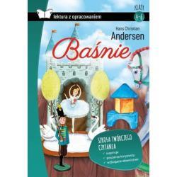 BAŚNIE LEKTURA Z OPRACOWANIEM Christian Andersen Hans