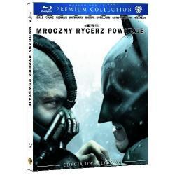BATMAN: MROCZNY RYCERZ POWSTAJE PREMIUM COLLECTION BLUE-RAY