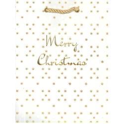 TOREBKA NA PREZENTY MERRY CHRISTMAS