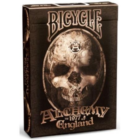TALIA KART TEMATYCZNA BICYCLE: ALCHEMY 1977 ENGLAND