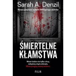 ŚMIERTELNE KŁAMSTWA Denzil Sarah