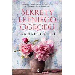 SEKRETY LETNIEGO OGRODU Richell Hannah