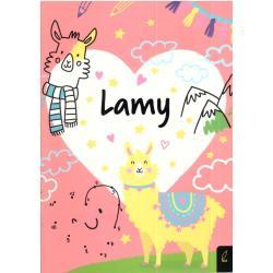 KOLORUJĘ LAMY