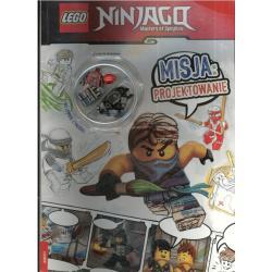 LEGO NINJAGO MISJA PROJEKTOWANIE