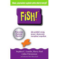FISH JAK POLUBIĆ SWOJĄ PRACĘ I SKUTECZNIE ZARZĄDZAĆ ZESPOŁEM C. Lundin,harry Stephen