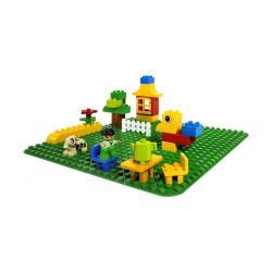 ZIELONA PŁYTKA BUDOWLANA LEGO DUPLO 2304