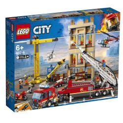 STRAŻ POŻARNA W ŚRÓDMIEŚCIU LEGO CITY 60216