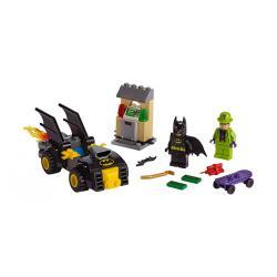 BATMAN I RABUNEK CZŁOWIEKA ZAGADKI LEGO SUPER HEROES 76137