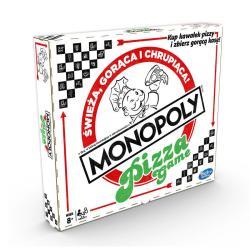 MONOPOLY PIZZA GRA PLANSZOWA 8+
