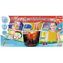 ZESTAW SUPER NAUKOWCA 6W1 8+