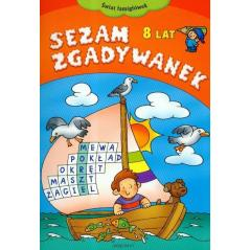 SEZAM ZGADYWANEK - 8 LAT