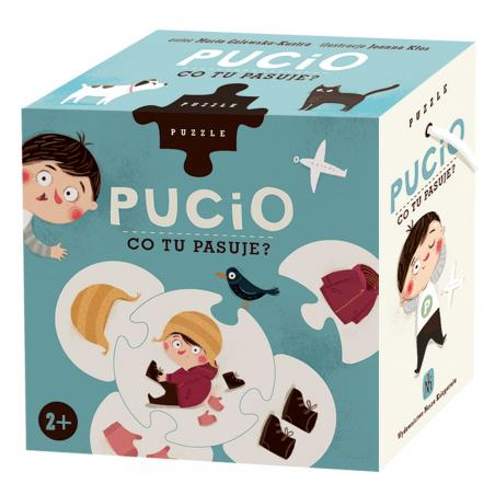 PUCIO PUZZLE CO TU PASUJE 2+