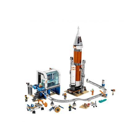 CENTRUM LOTÓW KOSMICZNYCH LEGO CITY 60228
