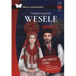 WESELE LEKTURA Z OPRACOWANIEM Wyspiański Stanisław