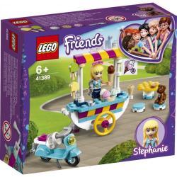 WÓZEK Z LODAMI LEGO FRIENDS 41389